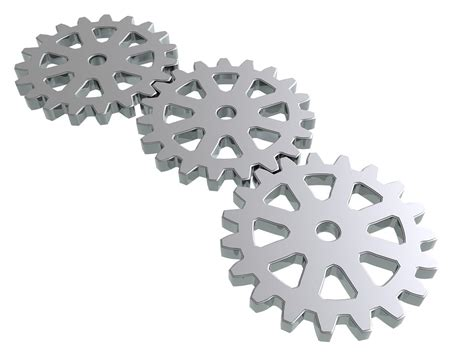 Gears Metal Industry · Free Image On Pixabay