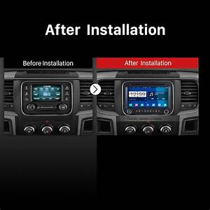 Seicane S09286 2013 2014 2015 Dodge Ram 1500 Android 4 4 4