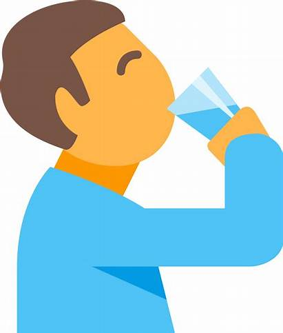Water Icon Drinking Clipart Fountain Transparent Pinclipart