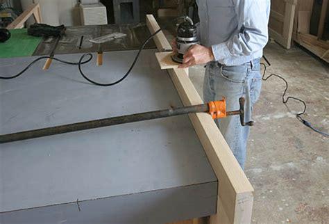 door hinge router jig a custom hinge mortising template homebuilding