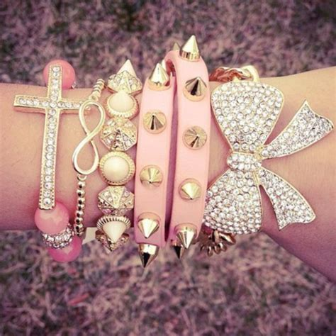 girl accessories jewels bracelets jewelry just girly stuff