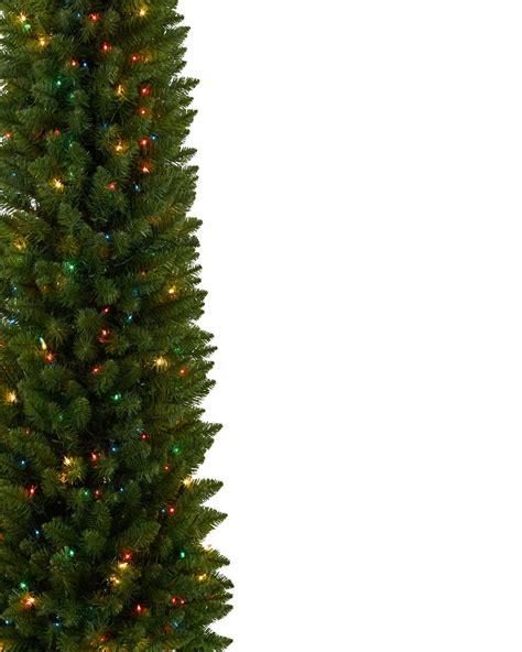 pencil christmas tree treetopia
