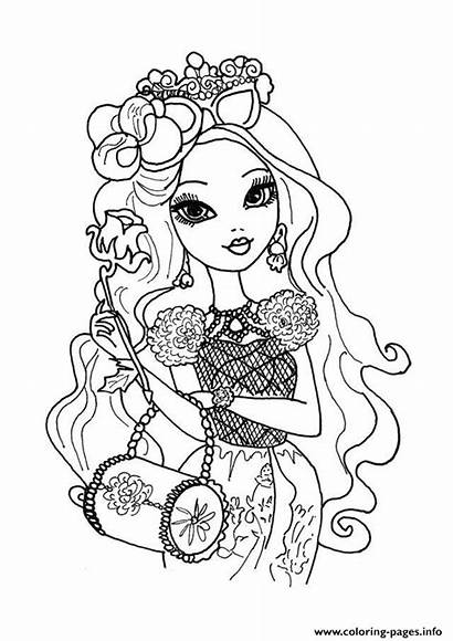 Coloring Ever Pages Dolls Printable Info Sheet