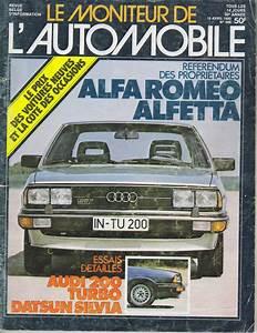 Le Moniteur Automobile : articles publications audiurquattro ~ Maxctalentgroup.com Avis de Voitures