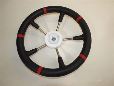 Rib Boat With Wheels by Rib Boat Steering Wheel A T Autostyle
