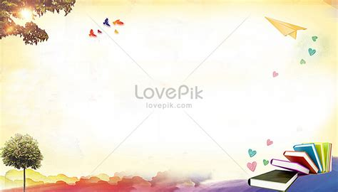 Educational Background Backgrounds Image_picture Free
