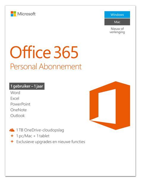 office 365 vergelijken met office 2016