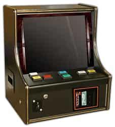 Countertop Arcade Cabinet - retro countertop cabinet monkeys arcades