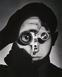 Top 10 Black and White Self Portraits by Famous ...