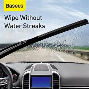 Baseus Car Rain Wing Wiper Repairer  U2013 Black