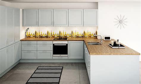 Küche Weiß Mit Holzarbeitsplatte by Holzarbeitsplatten Arbeitsplatten Aus Echtholz Und