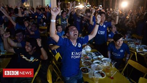 These people's lives have been transformed by Leicester ...