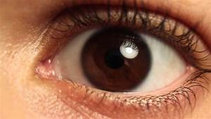 Epic Hd Slow Motion    The Human Eye In Slow Motion