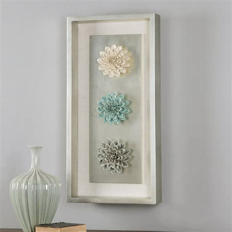 Uttermost Framed by Uttermost Florenza Framed Wall 17w X 35h In Wall