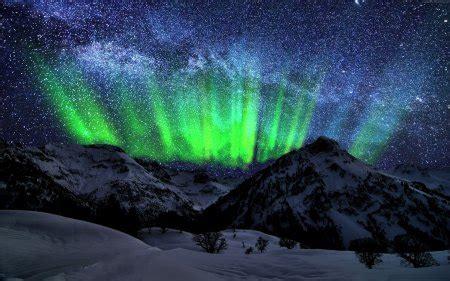create  aurora northern lights   effects