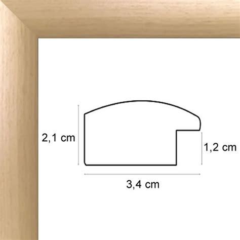 cadre poster sur mesure cadres arrondis bois naturel sur mesure pour encadrer votre poster sur cadres et encadrements eu