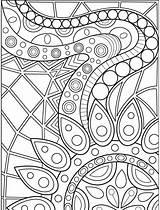 Coloring Colouring Mandalas Abstract Adults Geometric Adult Mandala Colorir Desenhos Coloriages Coloriage Dessin Colorish Goodsofttech Colorier Printable Kleurplaten Disegni Colorare sketch template