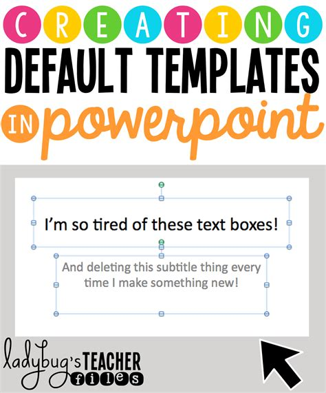 save time  create  powerpoint template   fonts