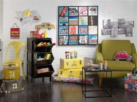 dekorasi rumah gaya retro  aktraktif cerminan pribadi