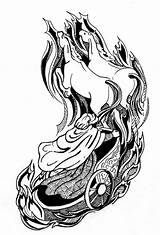 Chariot Fire Coloring Elijah Chariots Bible Drawing Crafts Sunday Template Horse Activities Philip Sketch Visitar Ce Illustrations Father sketch template