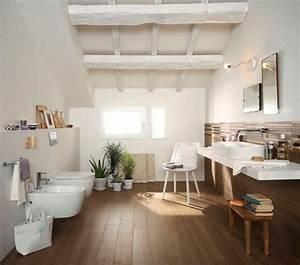 parquet salle de bain pour ou contre sa pose With parquet salle d eau