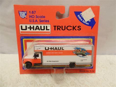 Moving Trucks, Ho Scale And Idaho On Pinterest