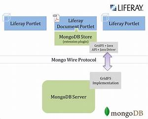 liferay mongodb store With document library liferay