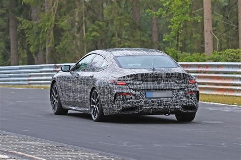 Bmw Coupe 2020 by 2020 Bmw M850i Gran Coupe Hits Nurburgring Out For