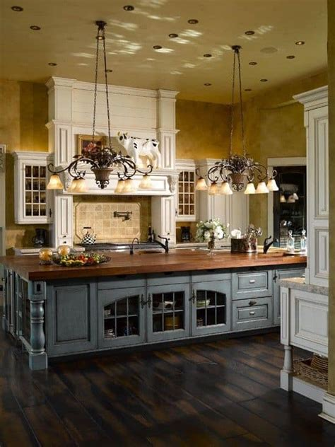 country kitchen show 29 ways to materialize an awe inspiring country kitchen 2889