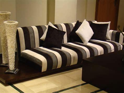 couvre canapé salon marocain moderne banéo