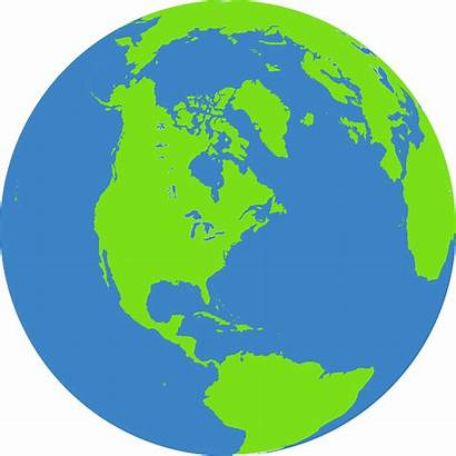 Globe Pixabay Earth Map Graphic