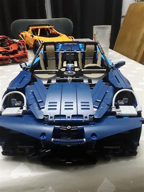 The world's most luxurious supercar now a premium lego set review + video читать. LEGO MOC-16029 McLaren 570S - Bugatti 42083 B-Model (Technic > Model 2018)   Rebrickable - Build ...