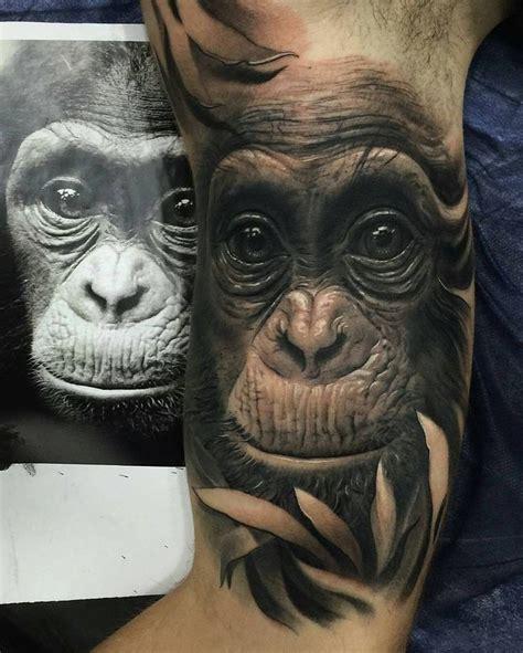 Best Monkey Tattoos Ideas Pinterest Pics