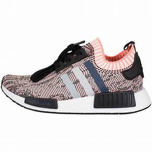 Adidas Originals Damen Sneaker NMD R1 PK Schwarzpink