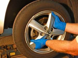 How To Rotate Your Tires