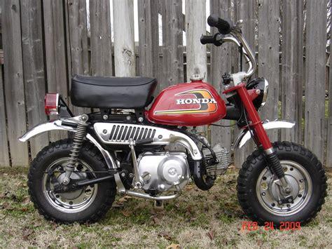 La Honda Z50 1974. Cuando Chico Un Gran Amigo Llegaba Al