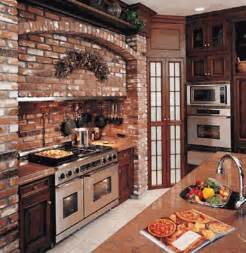 wall ideas for kitchens 25 exposed brick wall designs defining one of trends in modern kitchens