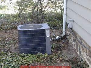 Air Conditioner Or Heat Pump Compressor  Condenser
