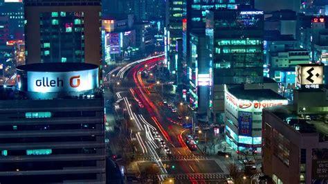 time lapse daejeonsouth korea youtube