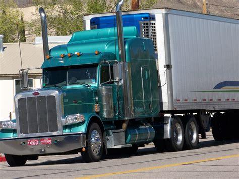driverless trucks  coming  theyre