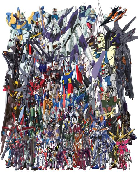 all mobile suits top 10 mecha robots by leader k riddler reviews
