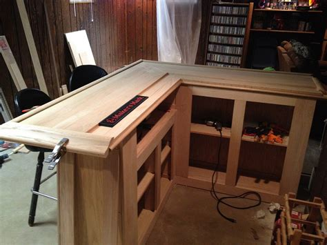 Home Bar Plans by Diy How To Build Your Own Oak Home Bar