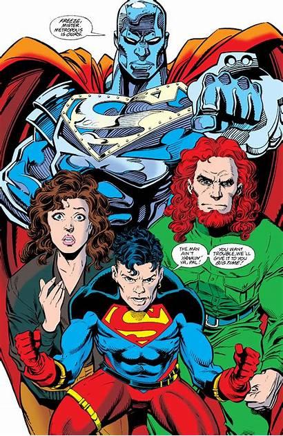 Superman Return Arrows Wonder Death Woman Theslingsandarrows