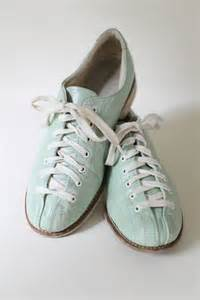 Women's Leather Bowling Shoes
