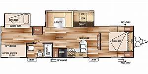 Full Specs For 2016 Forest River Wildwood 32bhds Rvs