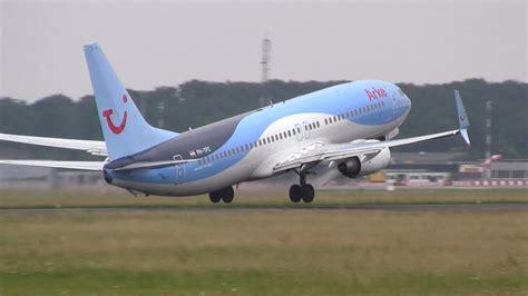 Arke Boeing 737-800 (ss Winglets) Takeoff Groningen