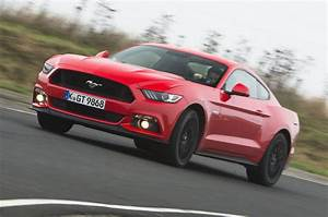 2015 Ford Mustang V8 GT review review | Autocar
