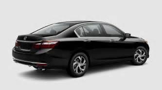 2017 Honda Accord Sedan Black