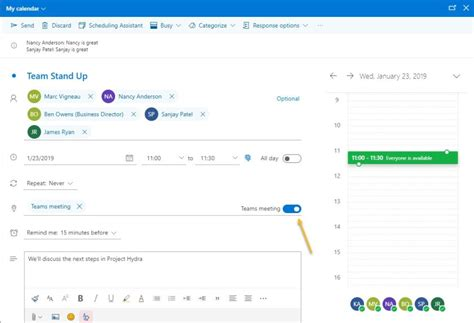 Office 365 Outlook Webex by Join Microsoft Teams Meeting From Outlook