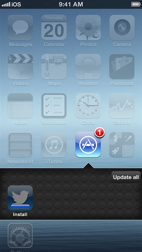 Another Great Ios 7 Concept Shows Apple How It's Done